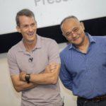 Jeff Dean + Irfan Essa
